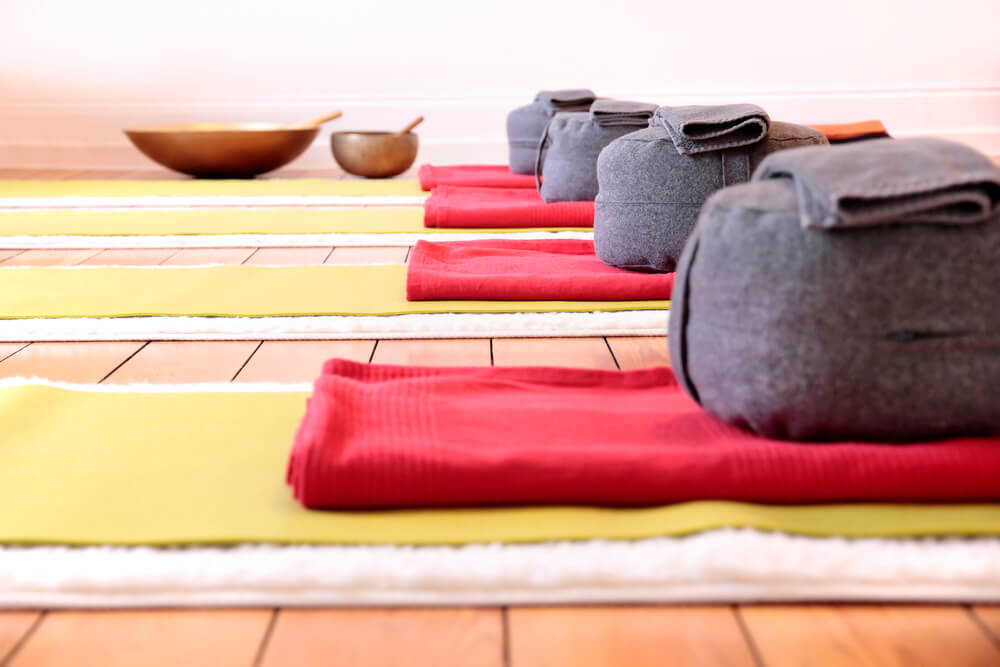 Tools of the Trade:  How Yoga Props can Benefit your Practice